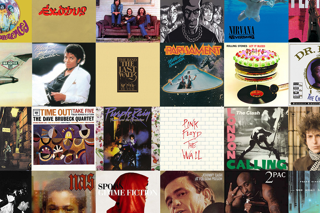 Virtuous Vinyl: 50 Albums Every Man Should Own