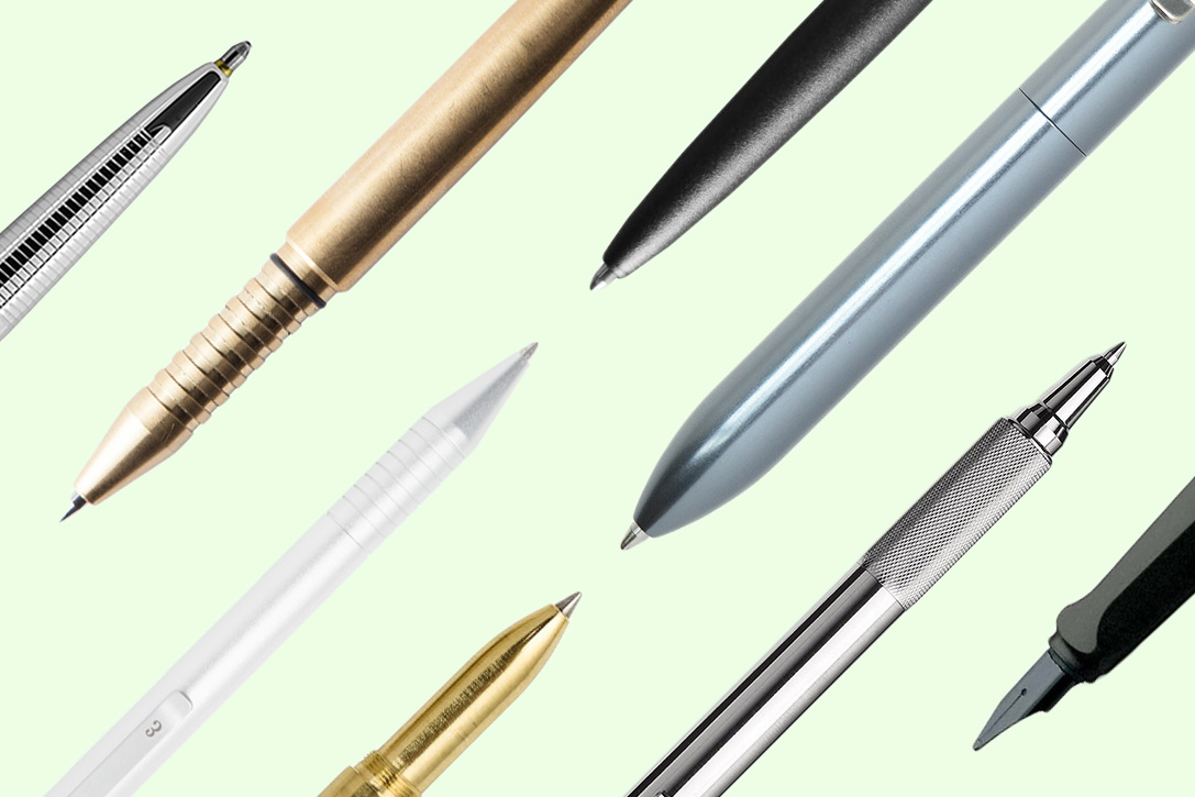 everyday carry 15 best edc pens hiconsumption