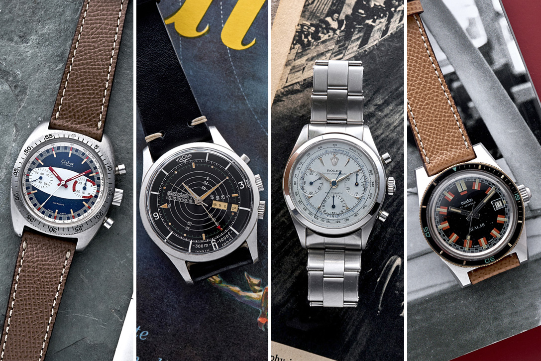 10 Best Places To Buy Vintage Watches Online Hiconsumption