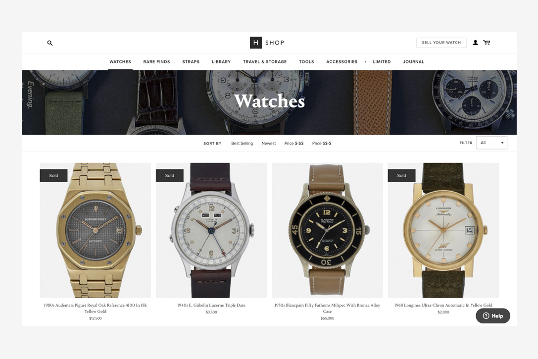 2891e269b 10 Best Places To Buy Vintage Watches Online