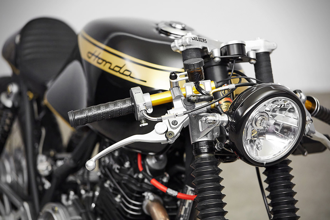 Honda Gb500 Cafe Racer Parts Wiring Tt By 271 Design Hiconsumption