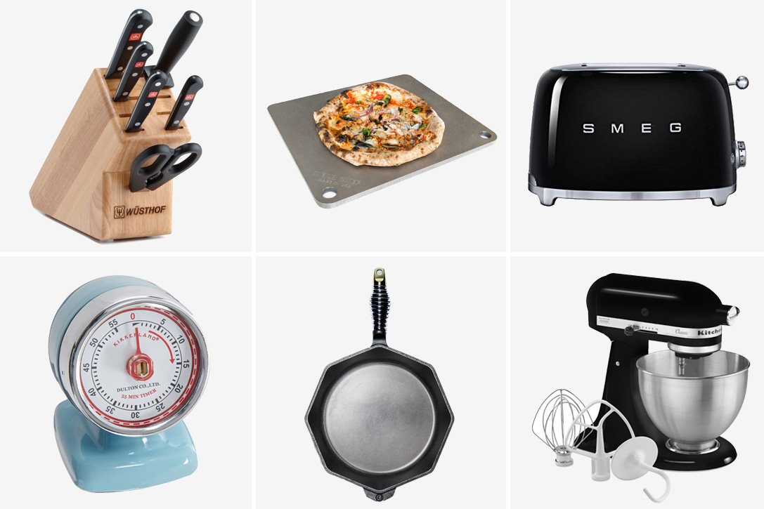 Top Chef: 35 Kitchen Essentials For The Home Cook | HiConsumption