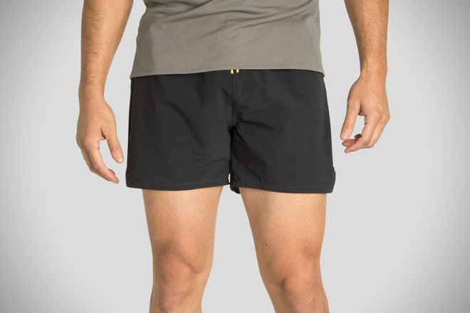 Breathable Lightweight Water Repellent Breakaway Shorts Mens OLIVERS Apparel
