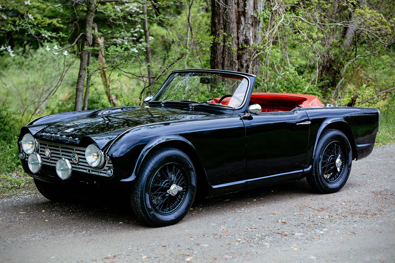 History Of Triumph Sports Cars