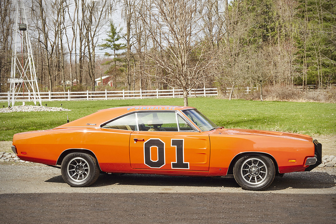 1969 Dodge Charger General Lee HiConsumption