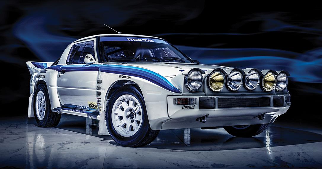 1985 Mazda Rx