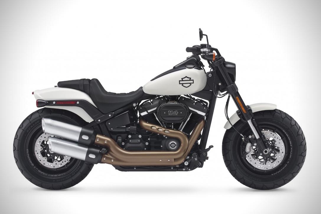 2018 Harley Davidson Fat Bob Hiconsumption