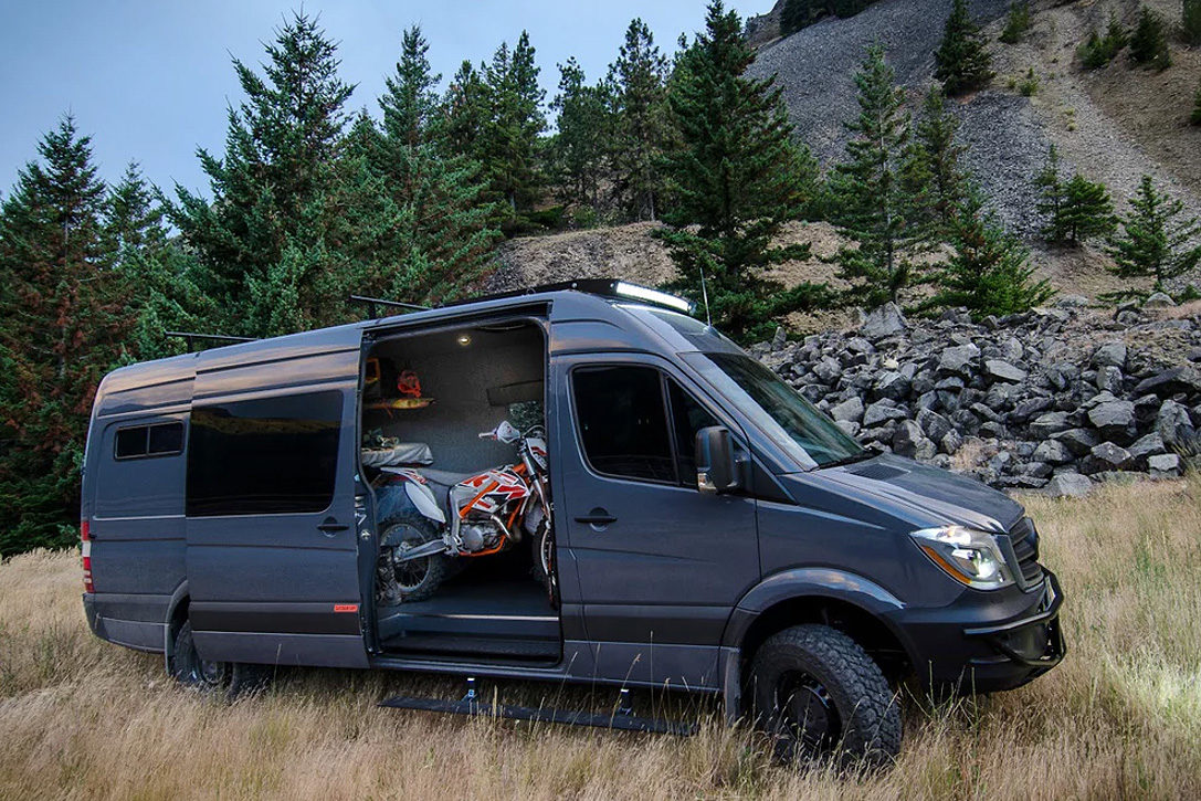 15 Best Adventure Vans of 2019 | HiConsumption