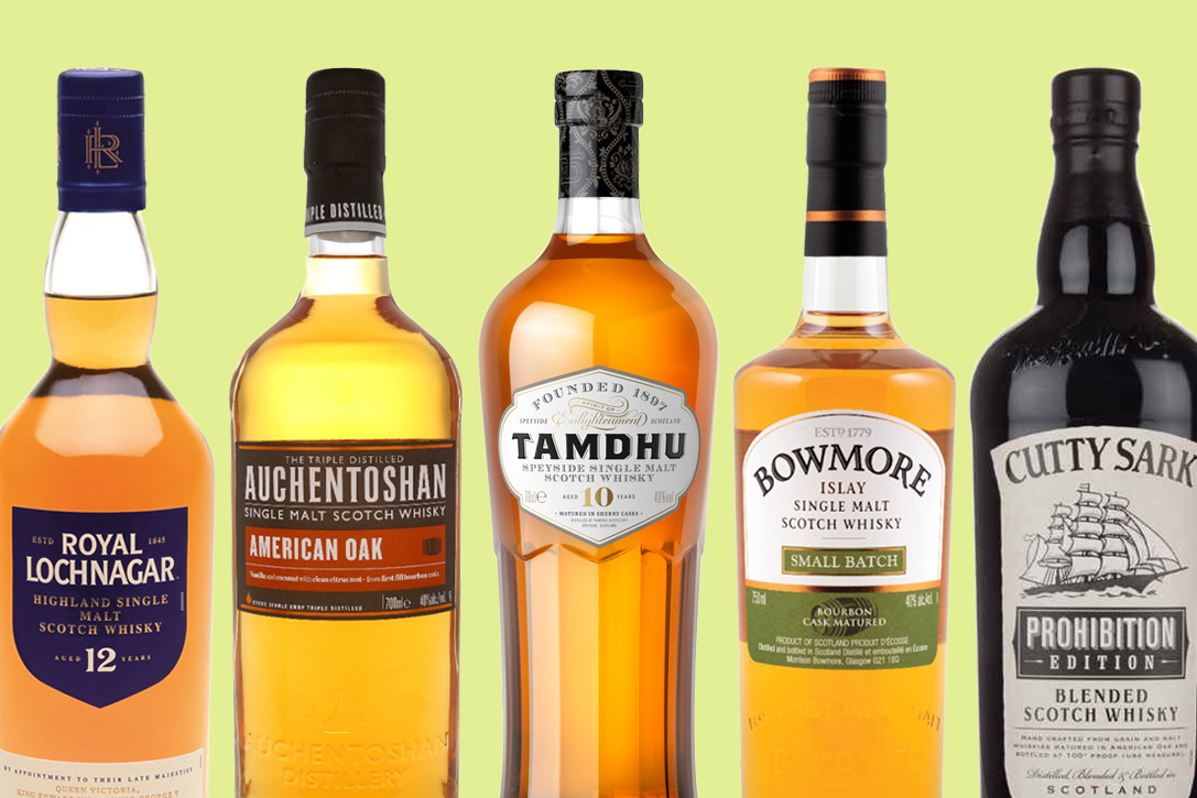 The Best Scotch Whiskies Under $40