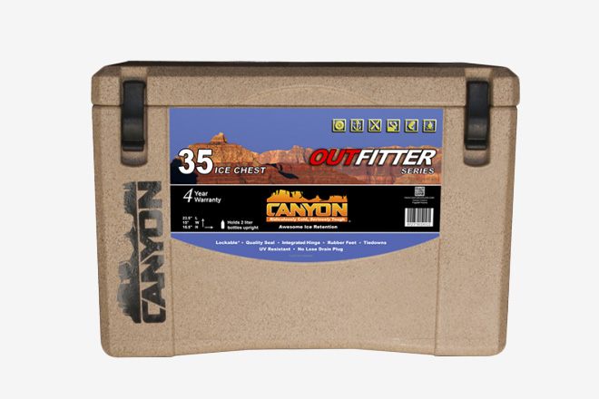 Canyon Outfitter 35 Quart