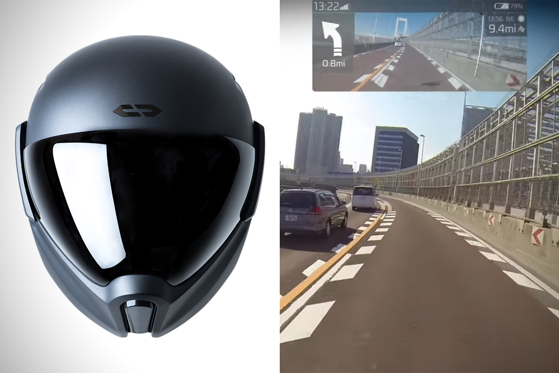 Crosshelmet X1 Smart Hud Motorcycle Helmet Hiconsumption