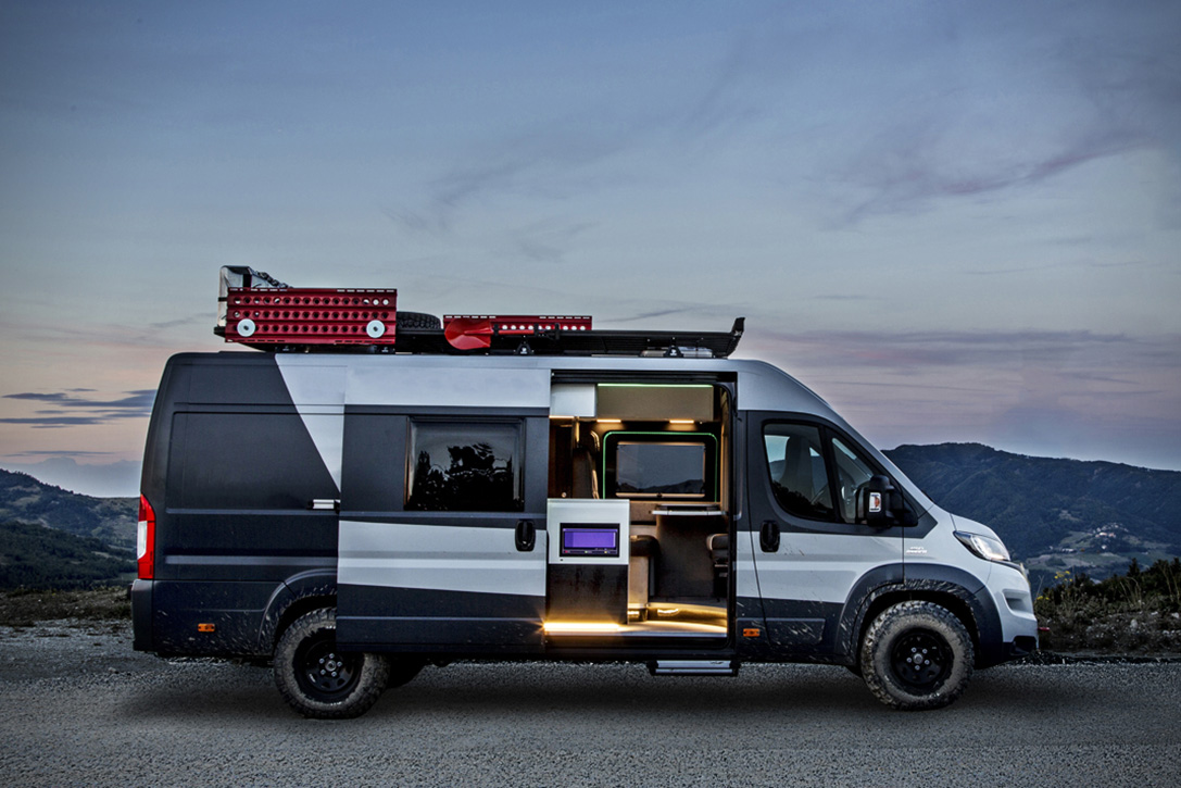 Mobile Homes: The 15 Best Adventure Vans