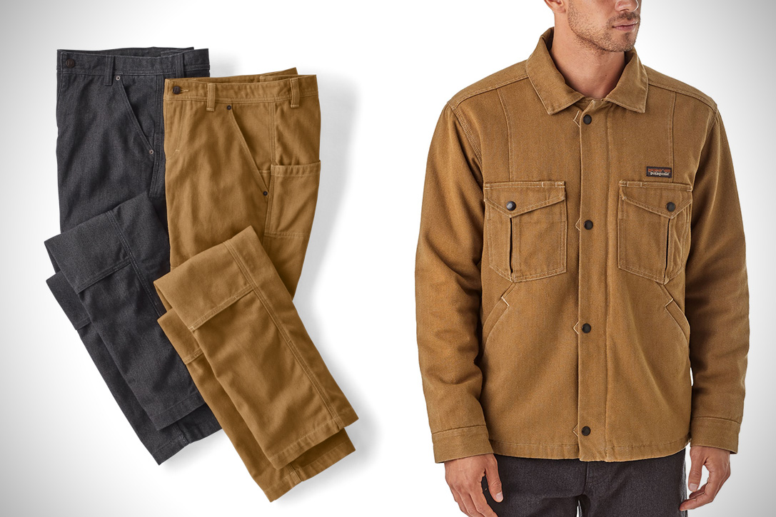 Patagonia Workwear Collection Hiconsumption