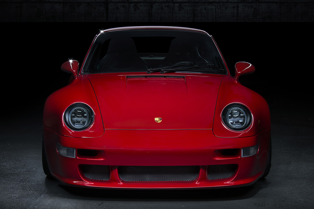 Porsche 993 400r By Gunther Werks Hiconsumption