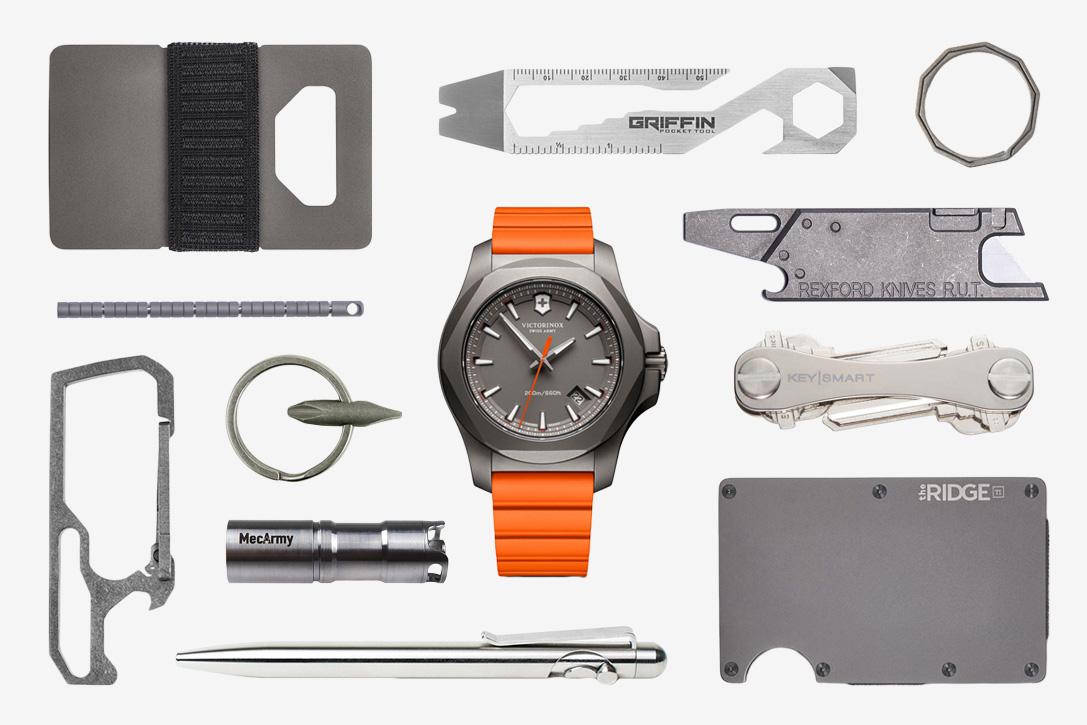 Everyday Carry: 25 Titanium EDC Essentials
