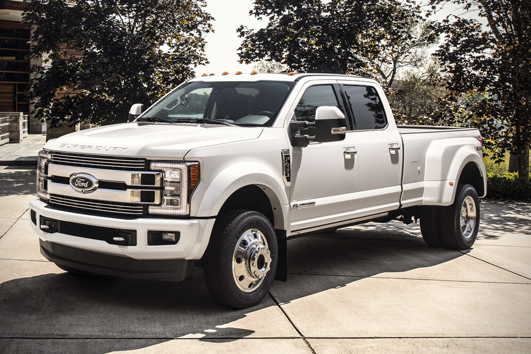2018 Ford F 450 Super Duty Limited Hiconsumption