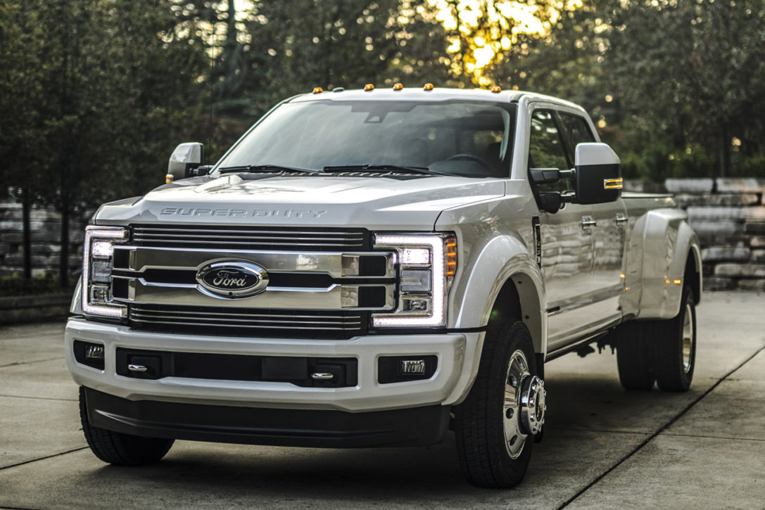 ford   super duty limited hiconsumption