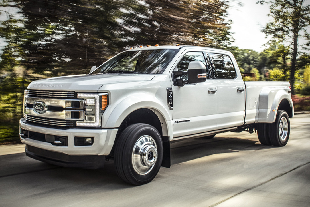 2018 Ford F-450 Super Duty Limited | HiConsumption