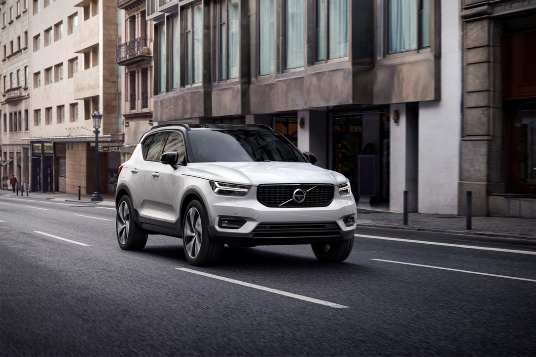 Volvo Dealerships In California >> 2019 Volvo XC40 Crossover | HiConsumption