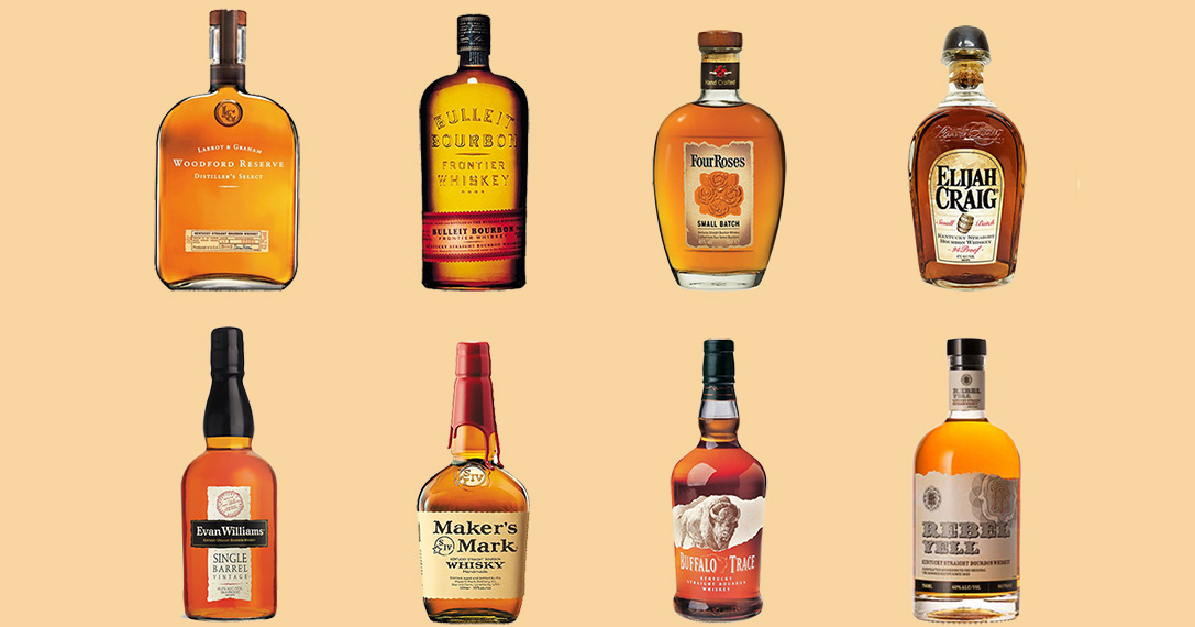 The 8 Best Bourbons Under $30