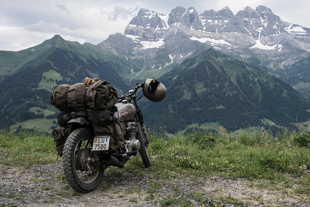 Touring Gear For Motorcycles