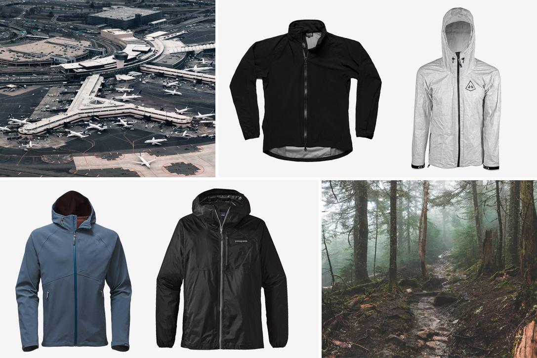 Rolling Nomad: 12 Best Packable Travel Jackets