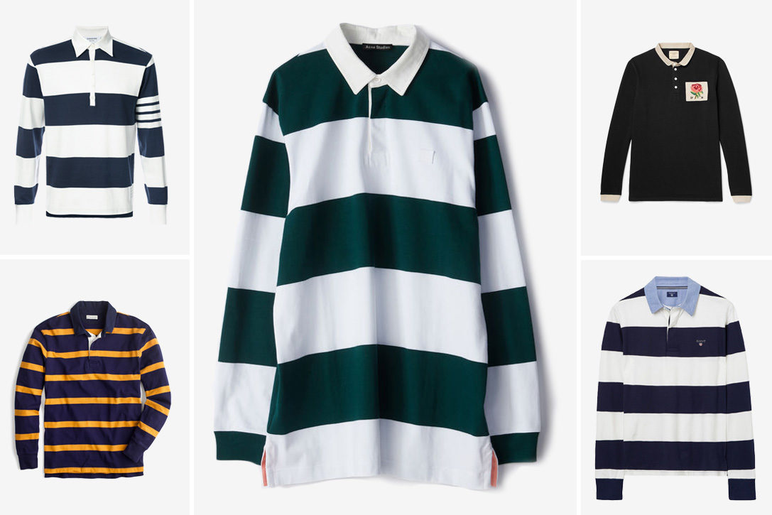 09b41876 Knock Forward: 10 Best Rugby Shirts | HiConsumption