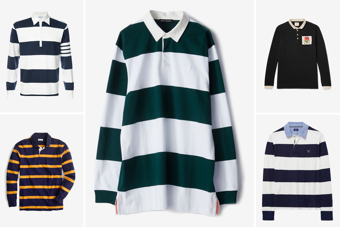 Knock Forward 10 Best Rugby Shirts Hiconsumption