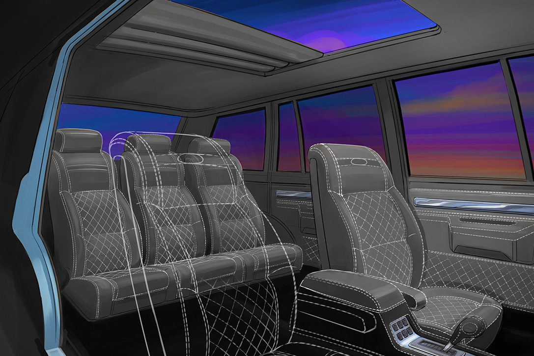 Custom Range Rover Classic By ECD | HiConsumption