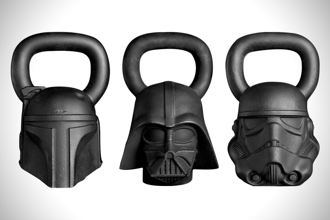 Onnit X Star Wars Workout Equipment