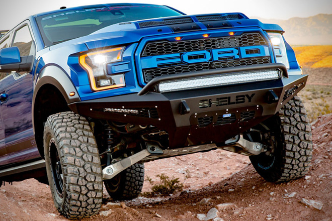 2018 Ford F-150 Shelby Baja Raptor | HiConsumption