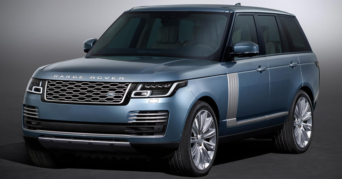2018 Land Rover Range Rover | HiConsumption