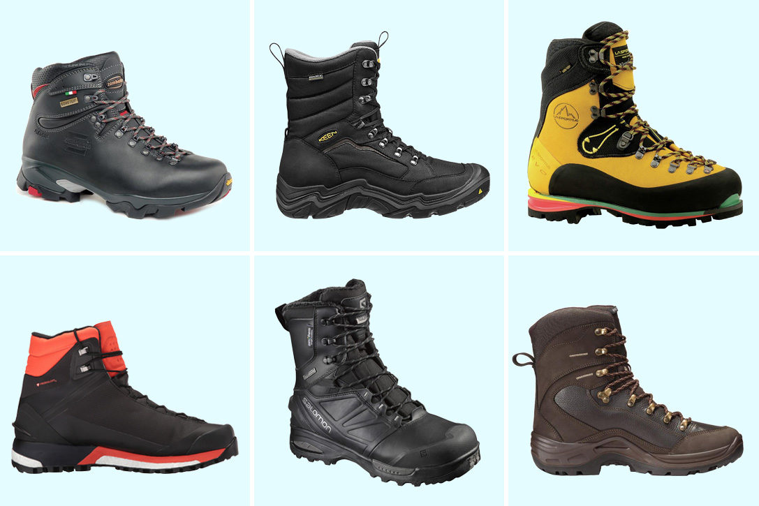 e51623fb22b4 Iced Out  15 Best Winter Hiking Boots