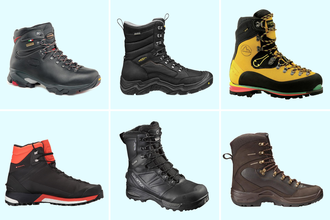 Iced Out  15 Best Winter Hiking Boots  b88f41263