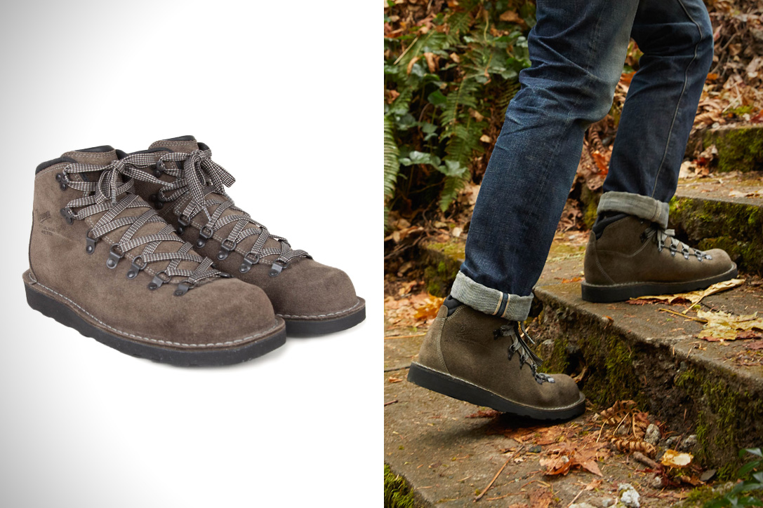 Danner X Tanner Goods Mountain Pass Humboldt Boot