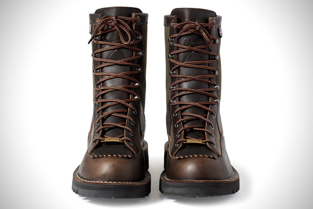 Filson X Danner Grouse Boot Hiconsumption