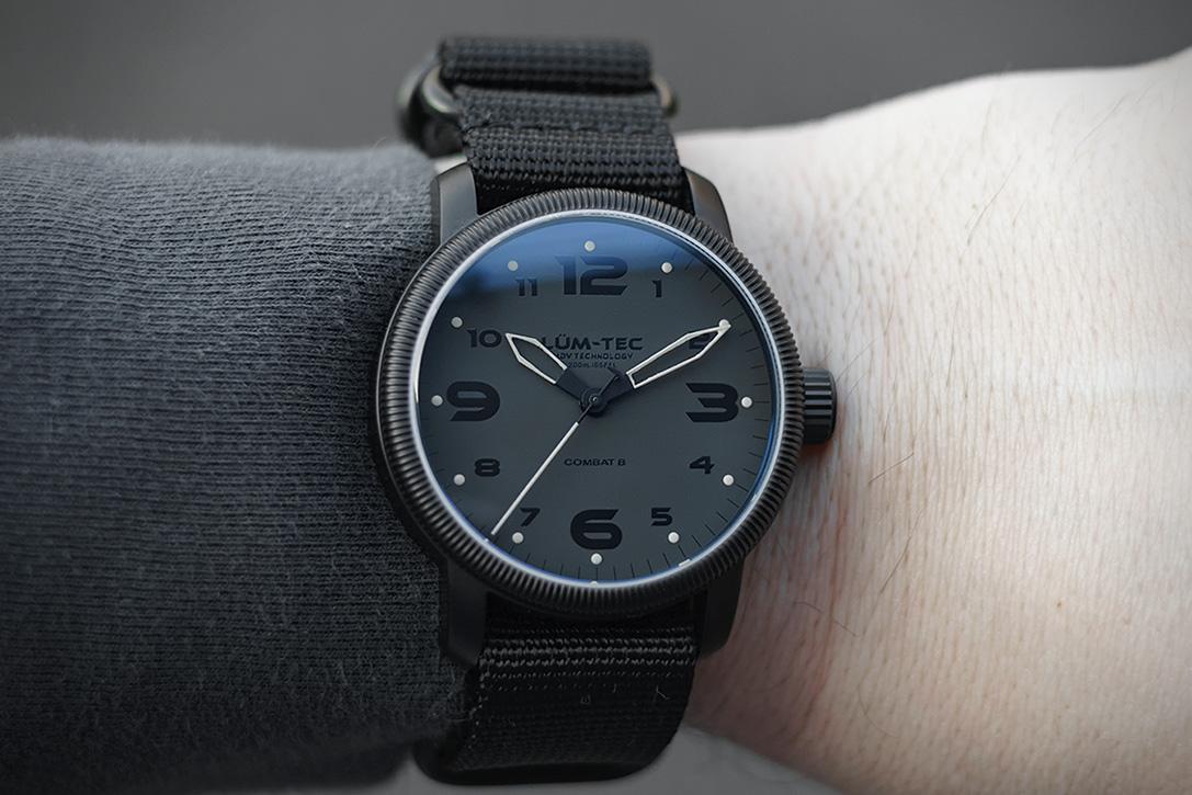 Lum Tec Combat B39 Phantom Watch Hiconsumption