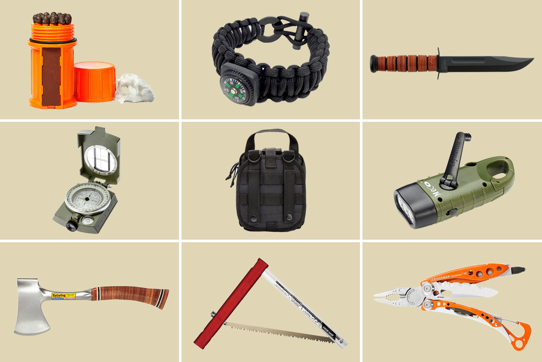 Make It Out Alive: 20 Survival Essentials