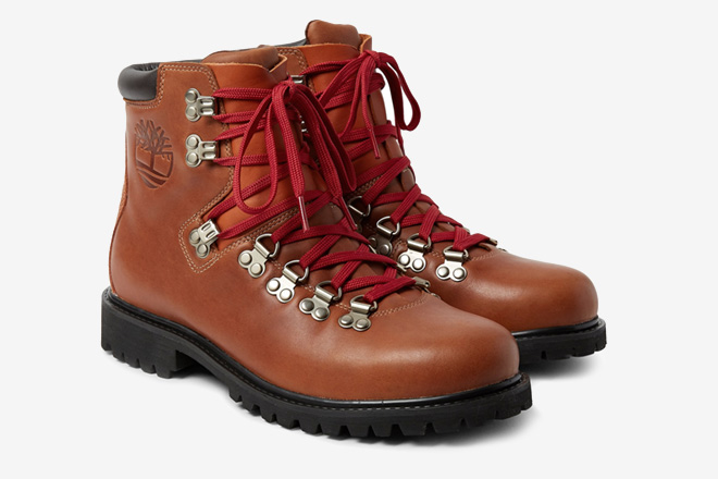 Trailblazers: 10 Best Vintage Hiking Boots | HiConsumption