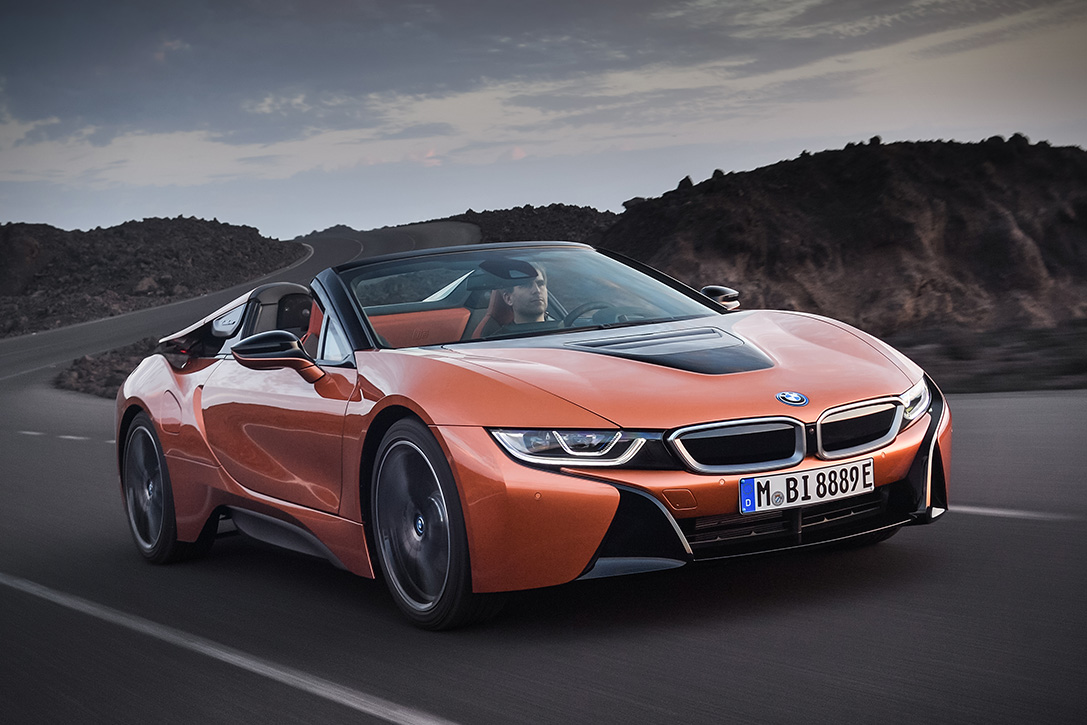 2019 Bmw I8 Roadster Hiconsumption