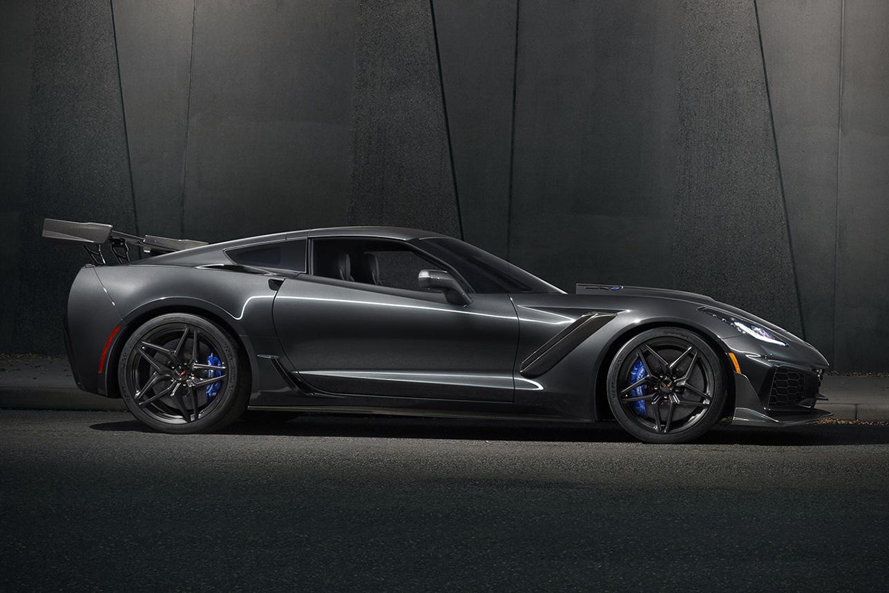 2019 Chevrolet Corvette ZR1   HiConsumption