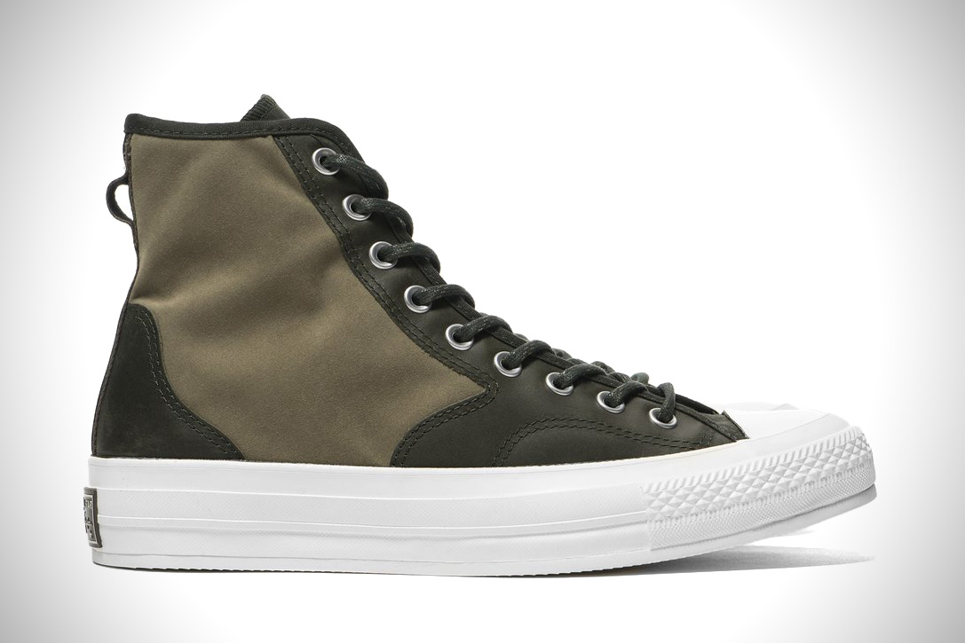 It Is The Time of The Chuck Taylor All Star of The 1970s