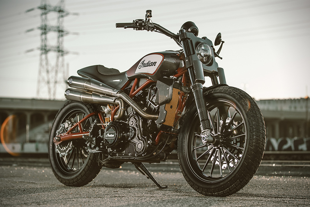 Indian Scout FTR1200 Custom | HiConsumption