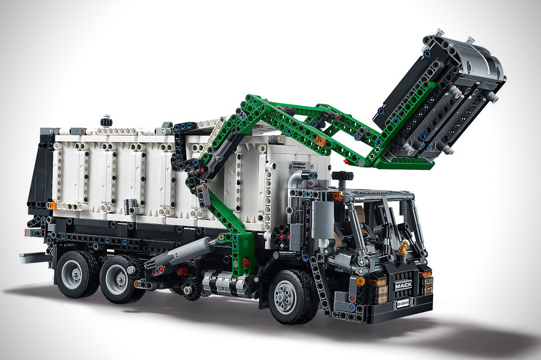 Lego Technic 2 In 1 Mack Truck Hiconsumption