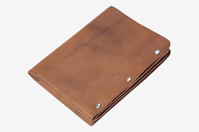 Mr. Lentz Leather Passport Wallet