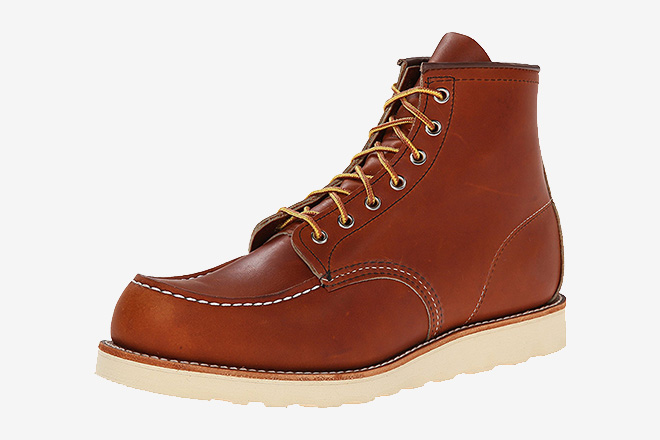 Red Wing Heritage Moc Boot