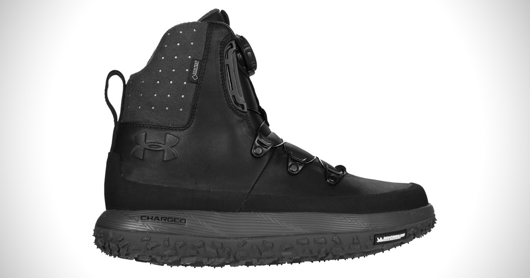 separation shoes f9086 f8191 Under Armour Fat Tire Govie SE Boot | HiConsumption