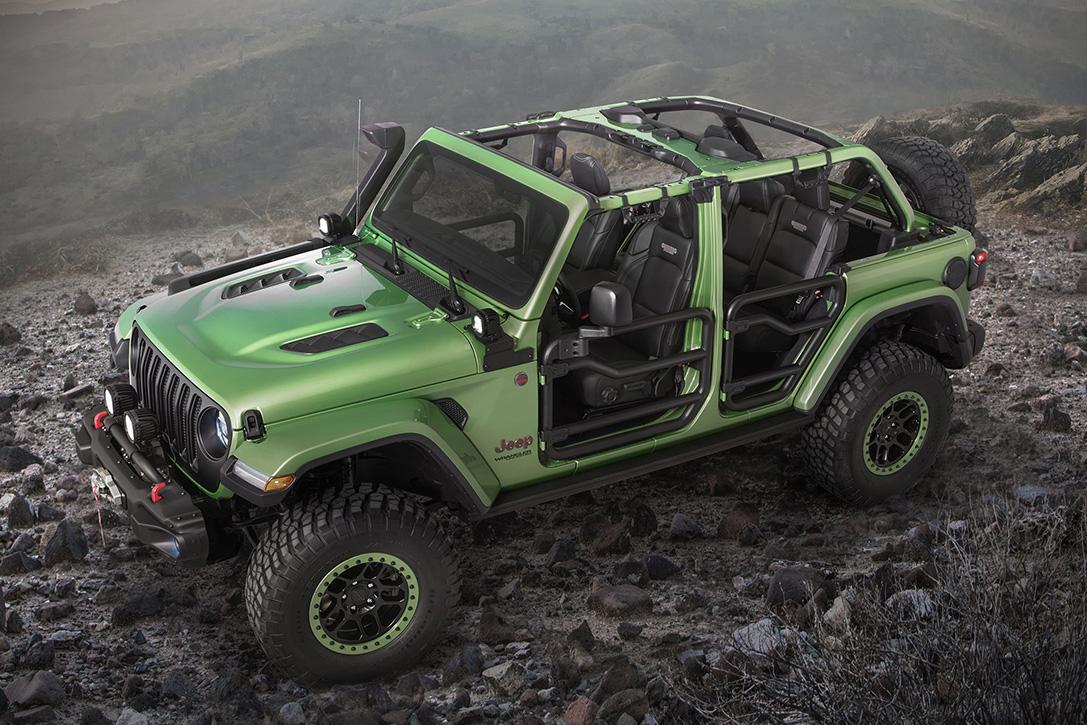 2018 Mopar Jeep Wrangler Rubicon Hiconsumption