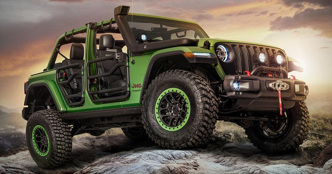 Jeep Wrangler Rubicon X >> 2018 Mopar Jeep Wrangler Rubicon | HiConsumption