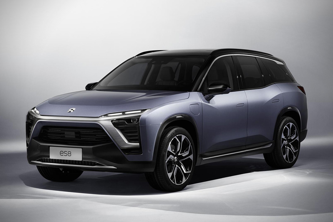 2017 Tesla Price Range >> 2018 NIO ES8 Electric SUV | HiConsumption